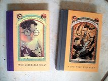 Lemony Snicket A Series of Unfortunate Events #4 and #7 in Stuttgart, GE