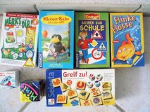 German Games for young children in Stuttgart, GE