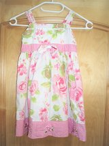 girls spring dress size 6 in Stuttgart, GE