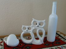 white decoration items in Ramstein, Germany