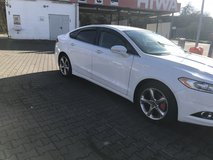 2013 Ford Fusion SE in Spangdahlem, Germany
