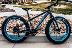 Fuji Wendigo 1.3 FAT TIRE Bike, size small, BRAND NEW in Colorado Springs, Colorado