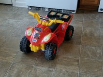 Blaze and the Monster Machines Power Wheels in Fort Riley, Kansas