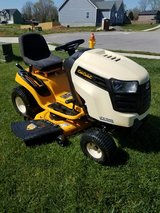 cub cadet riding mower in Fort Campbell, Kentucky