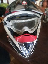 Motocycle Helmet in Camp Pendleton, California