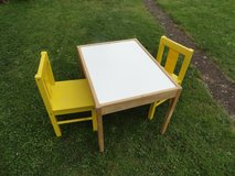 Child table and 2 chairs in Lakenheath, UK