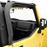 NEW - Bestop TJ-D Door Rail (Surround) Kit with Knobs for 2006 Jeep Rubicon Unlimited in Stuttgart, GE
