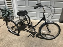 Tricycle- mens/womens 3 speed in Kingwood, Texas