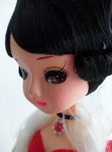 VINTAGE 60S BIG EYED GIRL BRADLEY GLAMOUR NYLON POSE DOLL in New Lenox, Illinois