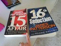 James Pattersons 15th Affair and 16th Seduction in Fort Polk, Louisiana