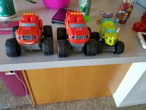 Blaze and the Monster Machines Toys in Manhattan, Kansas