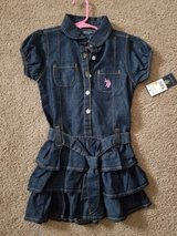 Girls dress size 5.. new with tags in Naperville, Illinois