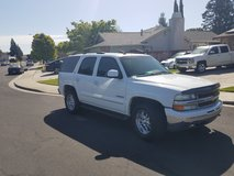 2003 Chevy Tahoe LT in Travis AFB, California
