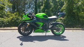2013 Kawasaki ZX-6 Ninja 6R CLEAN! in Fort Benning, Georgia