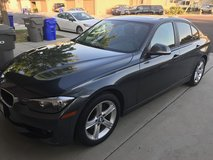 2013 BMW 318i Adult owned in San Diego, California