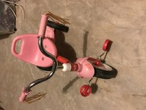 Girl's tricycle in Alvin, Texas