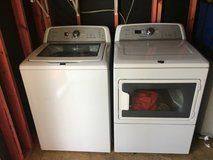 Maytag washer and dryer set in Cleveland, Texas