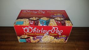 Whirley Pop Popcorn Popper new in box in Chicago, Illinois