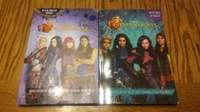 Descendants.2 books in Warner Robins, Georgia