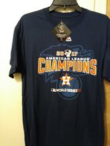 Astros WS t-shirt in Spring, Texas