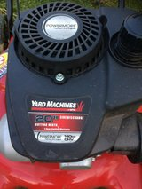 Yard machine lawn mower 140cc in Lakenheath, UK