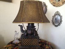 Camel Lamp in Alamogordo, New Mexico