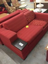 RED COUCH in Camp Lejeune, North Carolina