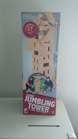 New!  Large Jumbling Tower in St. Charles, Illinois