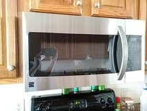 kenmore over the range microwave in Pleasant View, Tennessee