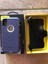 Otter Box Defender Series iPhone X in Lockport, Illinois