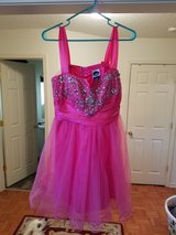 PRETTY PINK DRESS SIZE 13/14 in Fort Campbell, Kentucky