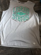Size 12 boy's tank by BROTHERS in Sugar Grove, Illinois