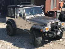 2003 Jeep Wrangler Sahara in Yuma, Arizona