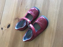 Girls red shoes in Westmont, Illinois