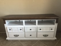 Tv Stand solid wood in 29 Palms, California