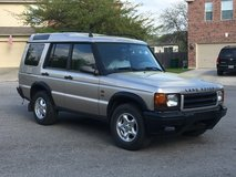 Land Rover Discovery II in Lackland AFB, Texas