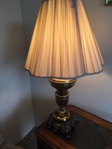 Solid Brass (3-way touch) Lamp *** VERY GOOD CONDITION *** in Fort Lewis, Washington