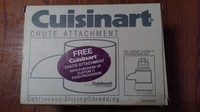 Cuisinart accessory in Quad Cities, Iowa