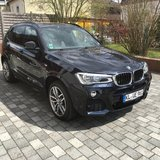 2016 model BMW X3 2.0 Diesel German Spec, USAREUR Plates in Wiesbaden, GE