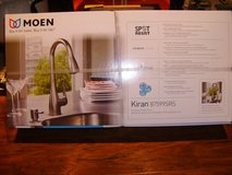 Moen Kiran Stainless Steel Pull-Down Spray Kitchen Faucet Brand new in Fort Campbell, Kentucky