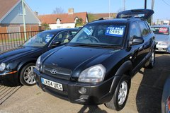 **Hyundai Tucson SUV AUTOMATIC!** in Lakenheath, UK