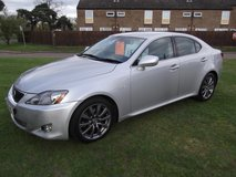 LEXUS IS250 AUTO 82,000 MILES in Lakenheath, UK