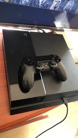 PS4 with controller in Ramstein, Germany