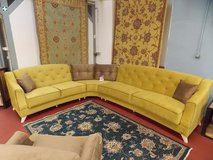 Floormodel Sale Siena Futon Sectional + Chair in Spangdahlem, Germany