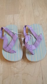 New with Tags! Girls Shoes - Old Navy Sandals Sz 9/3T in Chicago, Illinois