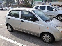2006 Daewoo Matiz automatic in Camp Humphreys, South Korea