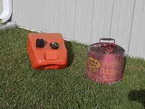Boat Gas Tank Tiempo (6 Gal) & Safety Gas Can (5 Gal) in Sanford, North Carolina