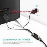 USB LAN Adapter for 2nd Generation Fire TV Stick  and the Fire TV (and many others) in Okinawa, Japan