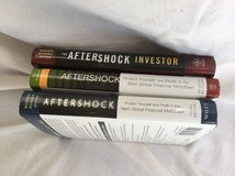 Aftershock Investor Books - 3 in Ramstein, Germany