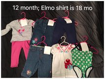 Girls 12 mo clothes in Hopkinsville, Kentucky